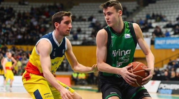 """Димитријевиќ во """"ТОП 5"""" млади кошаркари во Шпанија"""