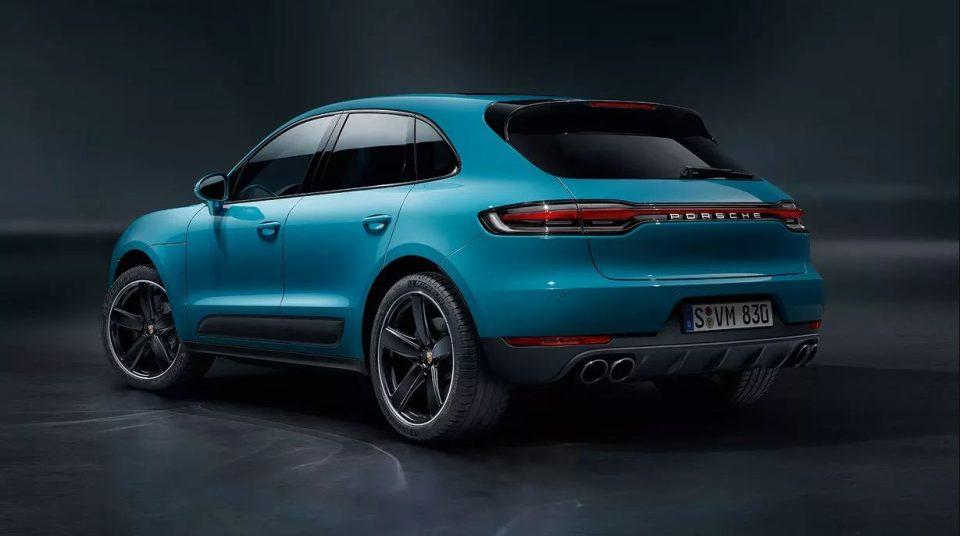"""""""Ѕверка"""" и на струја: Електричниот Porsche Macan ќе има 700 коњски сили"""