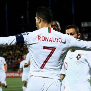 Роналдо стана најдобриот голгетер во историјата на фудбалот