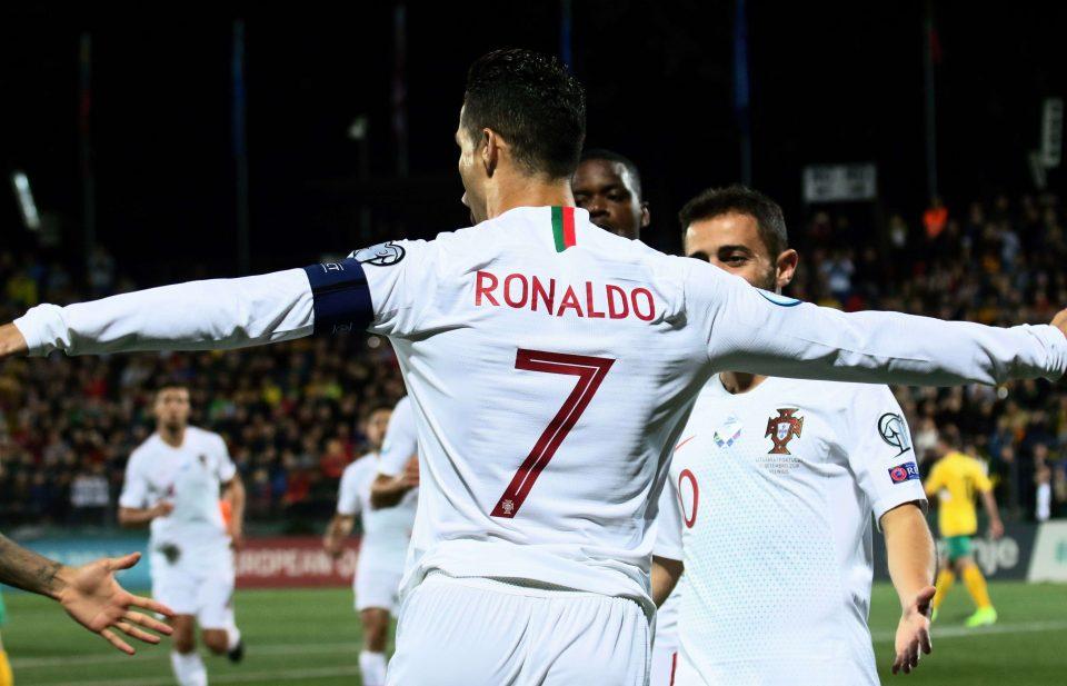 Роналдо стана само шестиот играч со 700 постигнати погодоци (ВИДЕО)