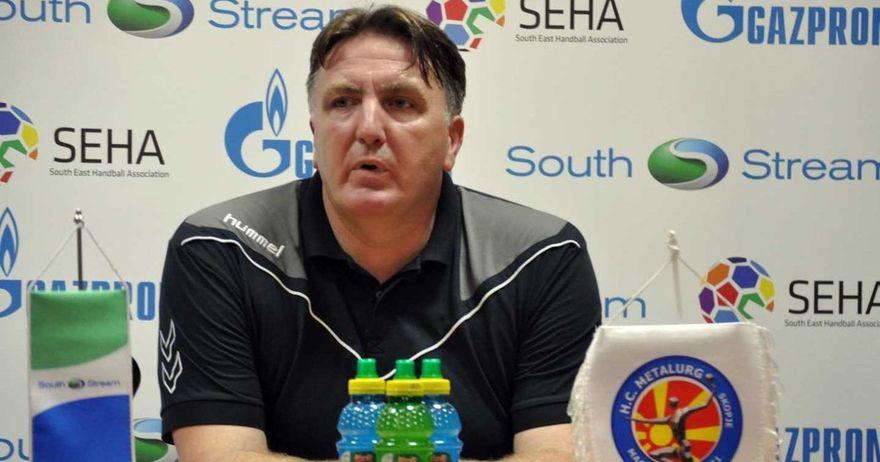 """Зоран Кастратовиќ е новиот тренер на """"Металурзите"""""""