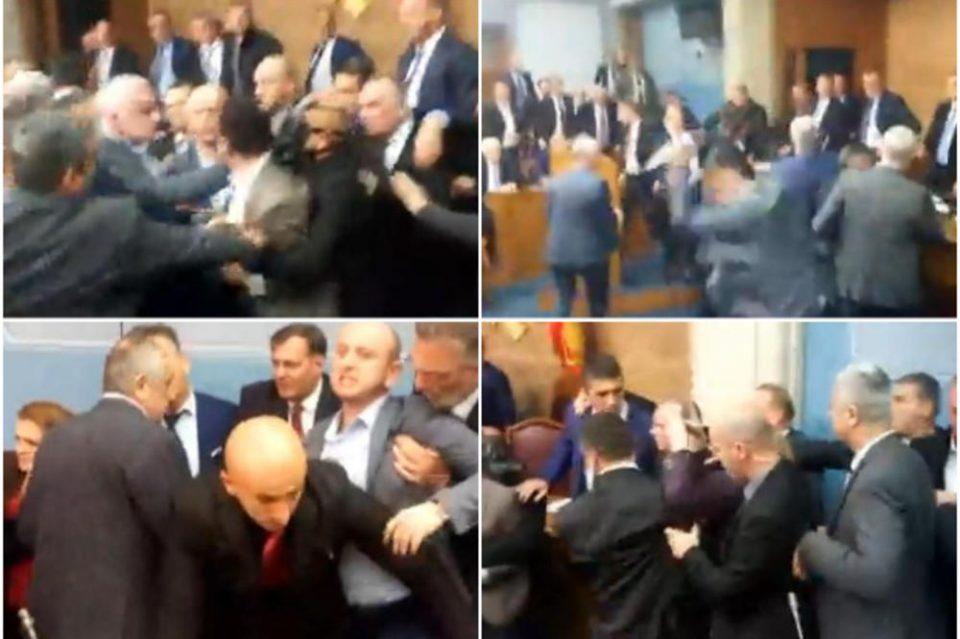 Тешки инциденти поради законот за вероисповед во Црна Гора