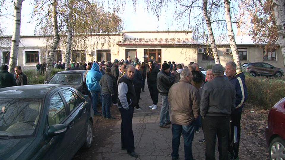 """Повторно штрајк во ЗК """"Пелагонија"""""""