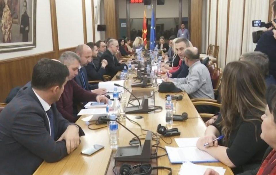 ВМРО-ДПМНЕ бара Јовевски да присуствува на работните средби за законот за јавно обвинителство