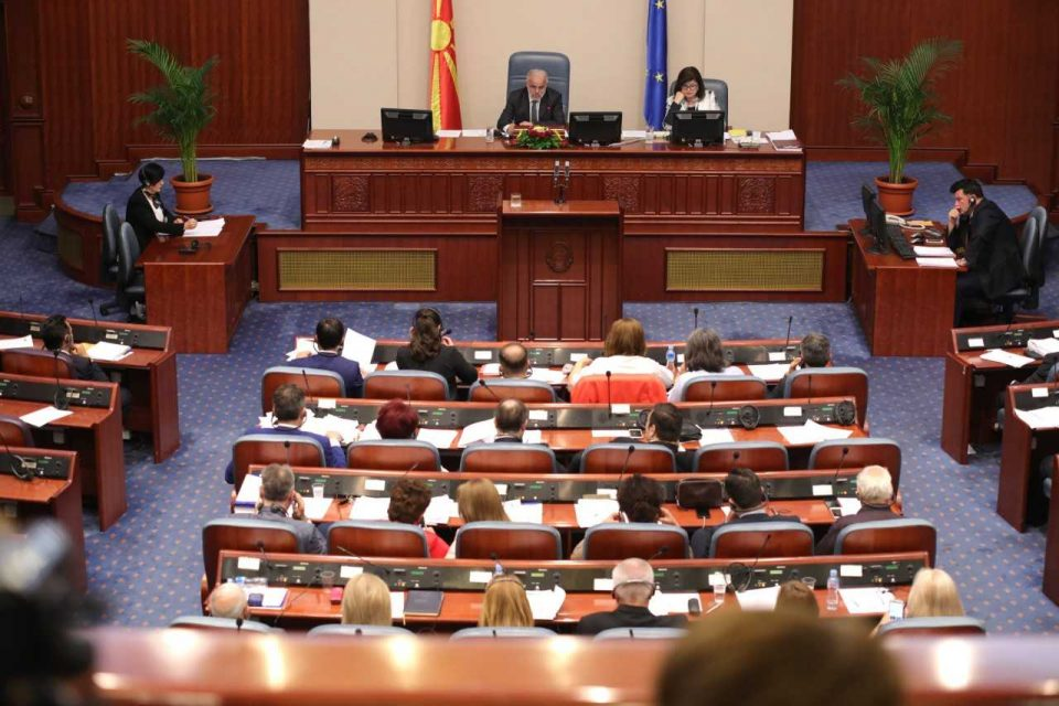 Заев во потрага по двотретинско мнозинство, ВМРО-ДПМНЕ бара европски Закон за јавно обвинителство