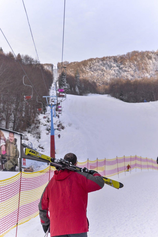 Се отвора скијачката патека Корја во Маврово