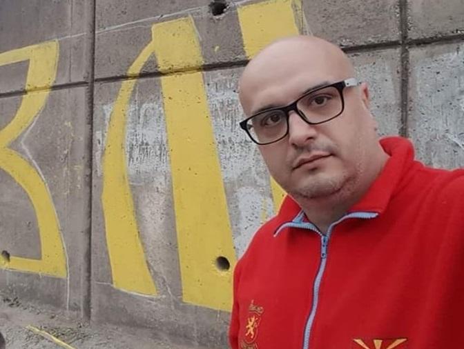 Приведен заканувачот Емил Јакимовски