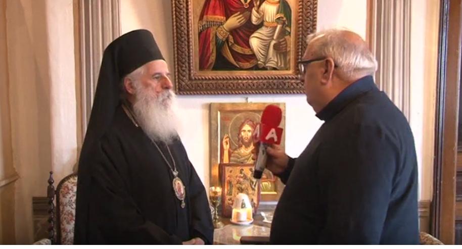 Владиката Петар: МПЦ одамна го има томосот за самостојност од СПЦ