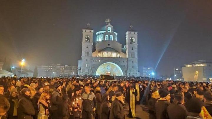 Нови протести во Црна Гора против верскиот закон