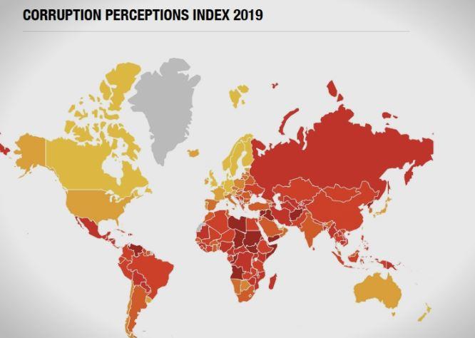 Транспаренси Интернешнл : Македонија падна за 13 места уште подолу во борбата со корупција