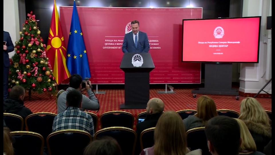 Спасовски: Директорот на БЈБ што поскоро да помогне во решавање на спорот околу решенијата во МВР