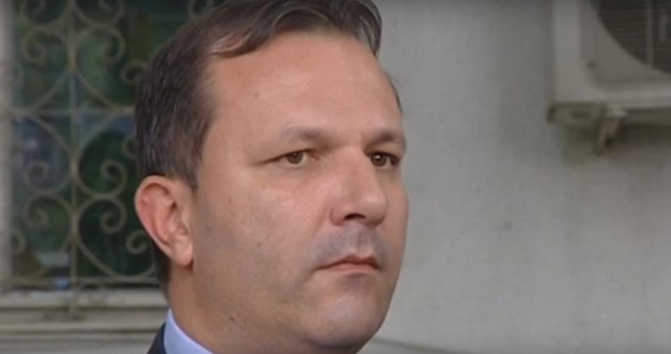Разрешувањето на Мизрахи приоритет за Спасовски