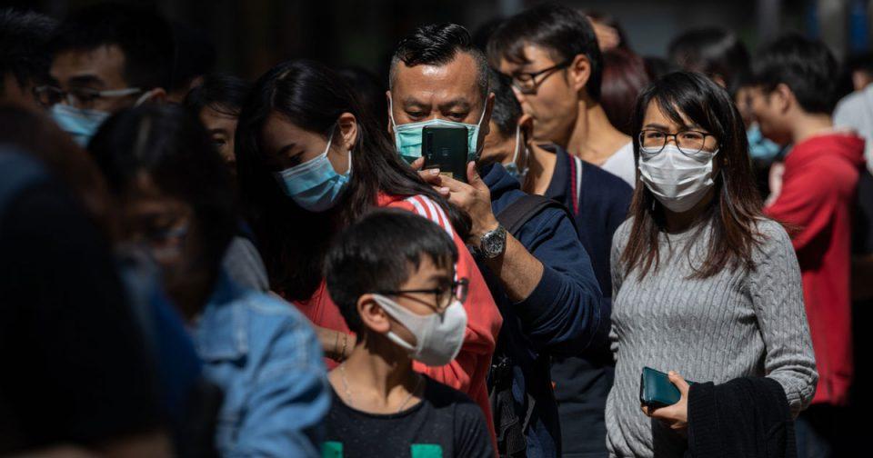 Над 900 починати од корона вирусот