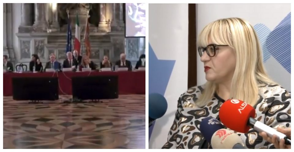 Дескоска не го пратила ЗЈО во Венецијанска комисија, ВМРО-ДПМНЕ било виновно