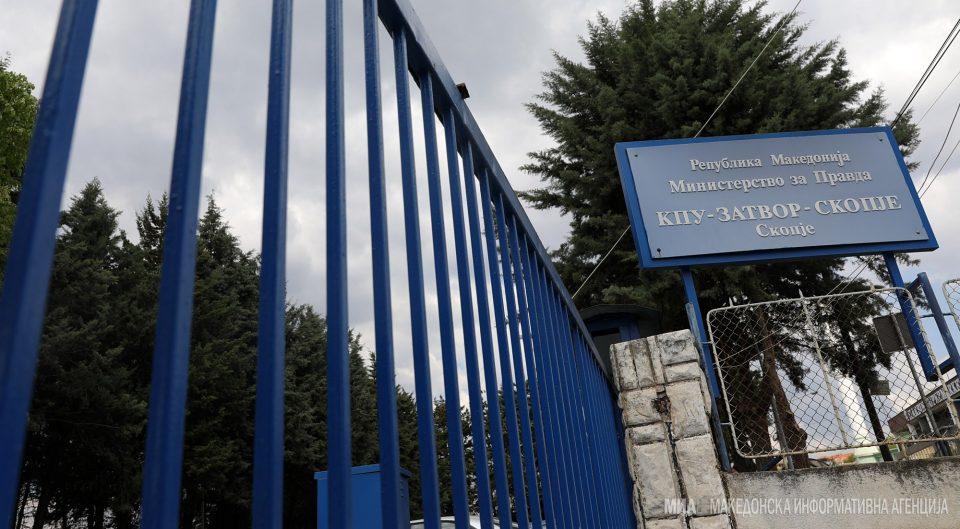 Засега нема корона во затворите, посетите се забранети, екстрадициите одложени
