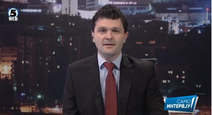 Главниот уредник на Канал 5 прв новинар заразен од коронавирус во Македонија, Заев и Мицкоски во изолација