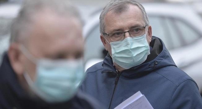 Регистриран 271 прекршок за неносење заштитна маска