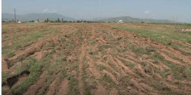 Масовна узурпација на државно земјоделско земјиште во прилепско Канатларци