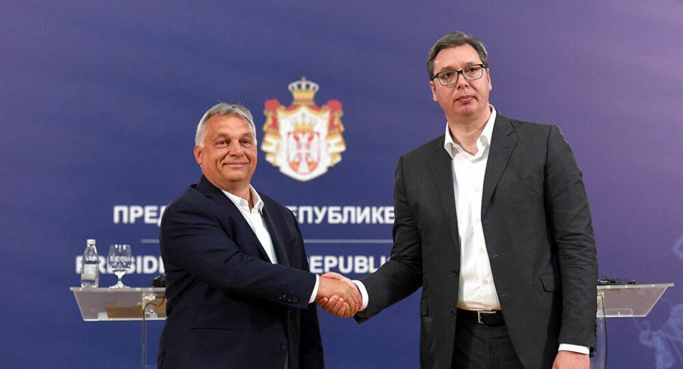 Средба Орбан-Вучиќ: Отворена е кредитна линија за економска поддршка на српските компании во Унгарија