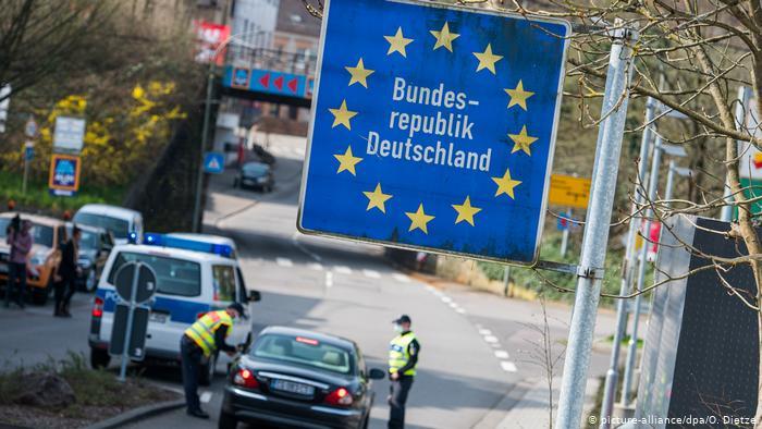 Германија воведува карантин на цел регион