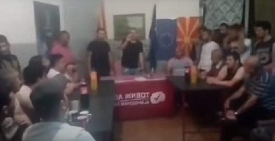 """СДСМ одлично котира во предизборието меѓу жителите на """"Идризово"""""""