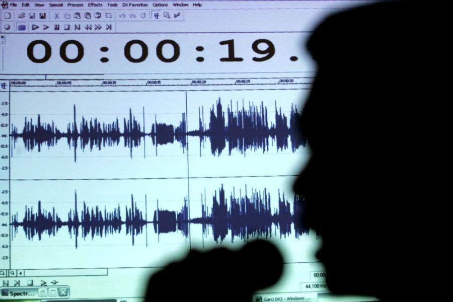 Нова аудио бомба-Заев со пцовки и навреди кон шарените