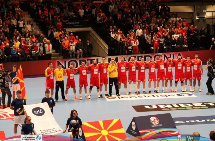 Македонските ракометари во ноември започнуваат со Финска во квалификациите за ЕП