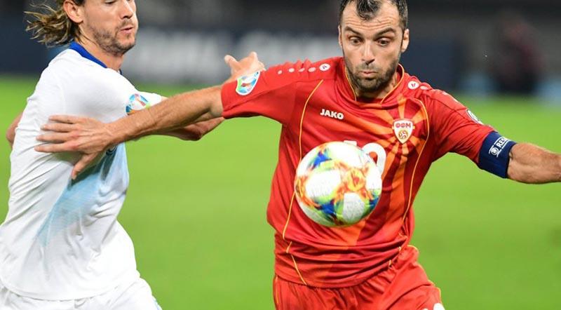 Горан Пандев одигра само во вториот дел во мечот на Џенова
