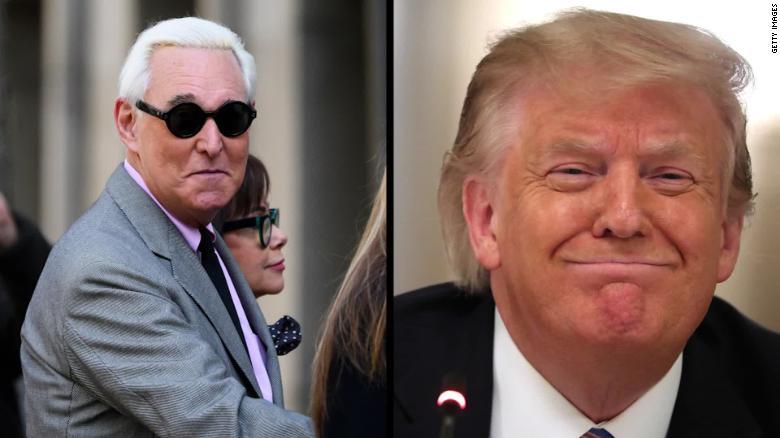 Трамп го помилува својот долгогодишен советник кој лажеше пред Конгресот