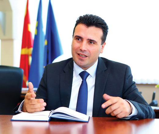Заев истерал половина кампања со донации од 1500, а Ахмети со 500 евра