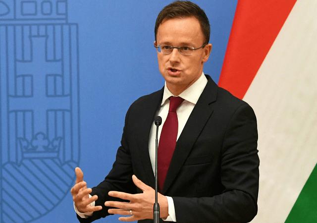 Сијарто: Мирот и стабилноста на блискиот истор се клучни за Унгарија