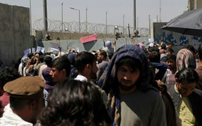 Експлозија на аеродромот во Кабул
