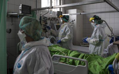 Каслер: Притисокот врз здравствениот систем опаѓа