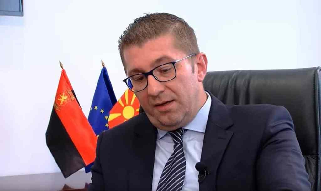 """Мицкоски од Прилеп: """"Европа да го испорача тоа што го вети, веднаш и сега, без никакви условувања"""""""