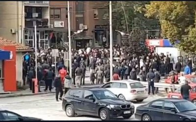 Врие во српскиот дел на Косово – Десетина Срби повредени, еден потешко