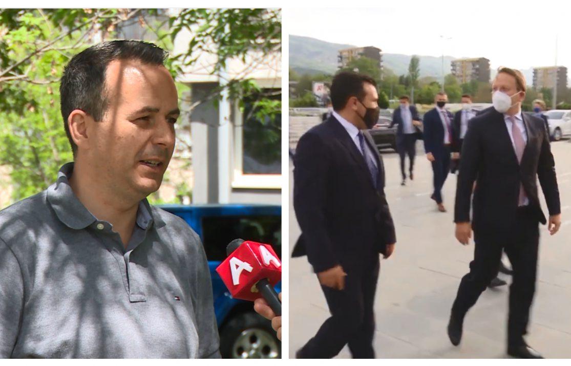Наумовски за Алфа по ЕУ фијаското: Македонија пред 10 години беше поблиску до преговорите