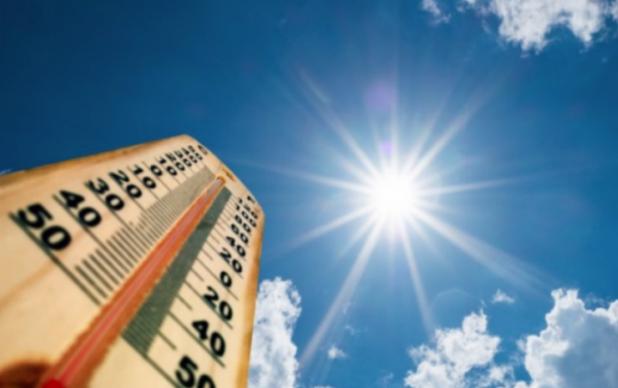 Сончево и топло време, од среда температури над 40 степени