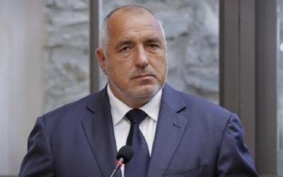 Бојко Борисов си поднесе оставка