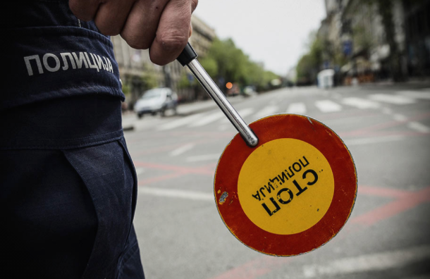 МВР: Казнети 195 возачи во Скопје, 25 возеле без дозвола