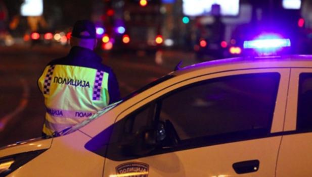 Во Скопје санкционирани 236 возачи, од нив 83 за брзо возење