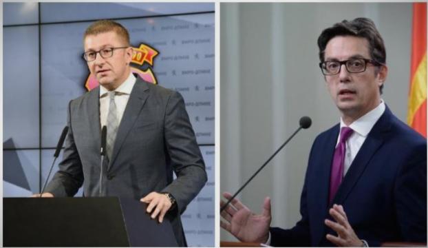 Денес средба Мицкоски-Пендаровски во вила Водно