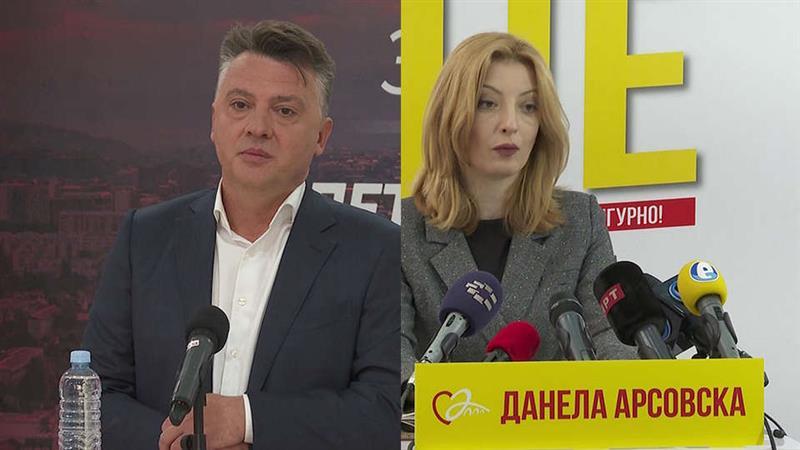Арсовска во водство пред Шилегов, СДСМ по се изгледа го губи и Скопје