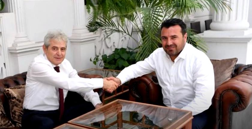 Заев за спас на Владата се здружи со Ахмети за локални избори- уверува дека коалицијата била сигурна
