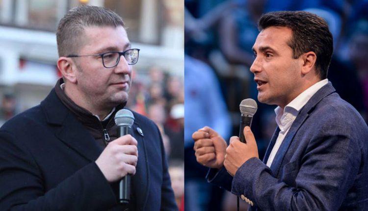 Христијан Мицкоски убедливо пред Зоран Заев во анкетата на Прорисрч, ВМРО ДПМНЕ победник на изборите