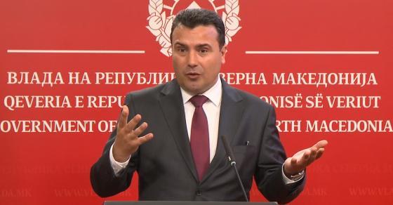 Заев: Сакам да дочекам претседател на државата да биде Албанец