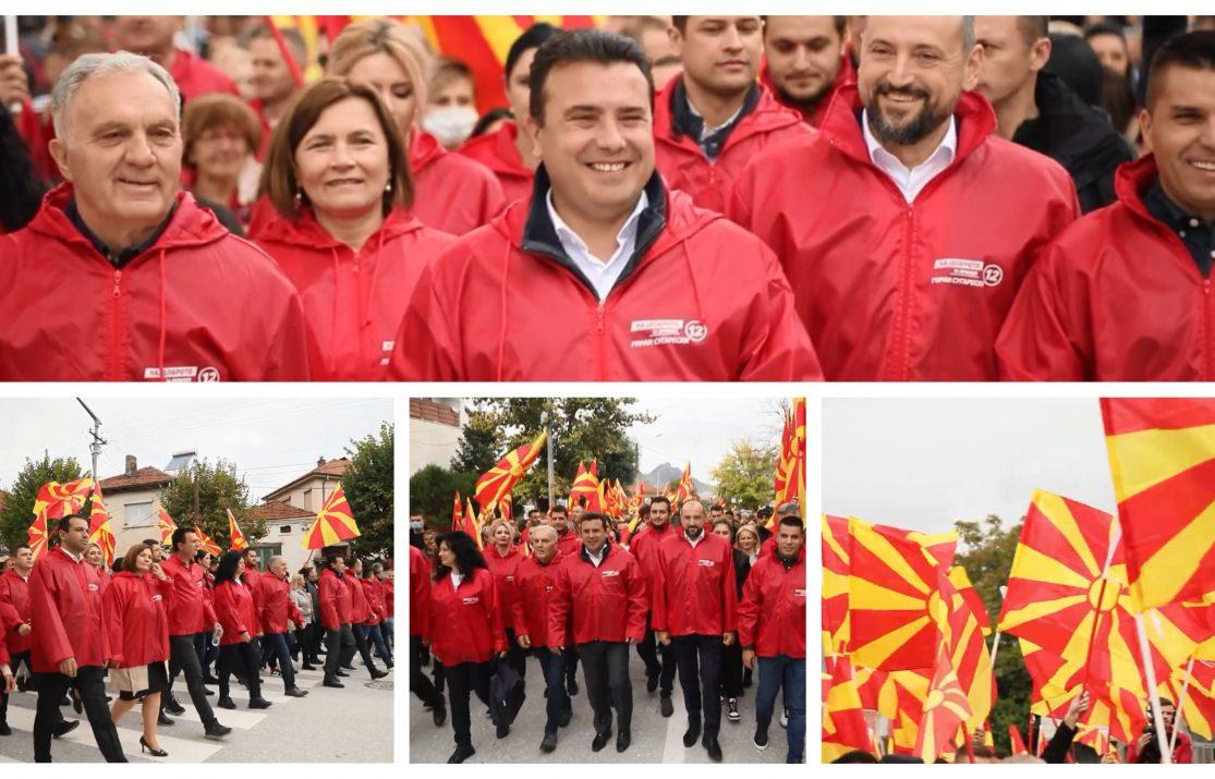 Заев ја промени плочата, сега стана патриот: Изборите го разбудија патриотизмот кај премиерот?!